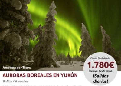 Canada Auroras Boreales