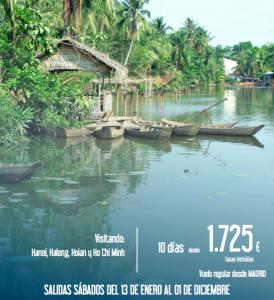 Viaja a Vietnam