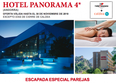 Hotel Panorama Andorra