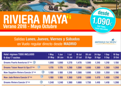Rivera Maya amresorts