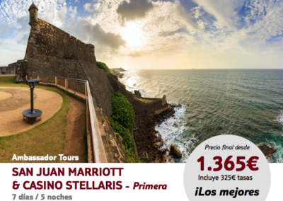 Puerto Rico San Juan Marriott