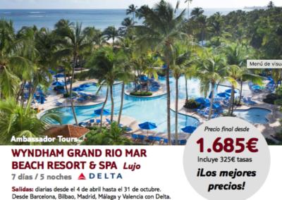 Puerto Rico Wydham