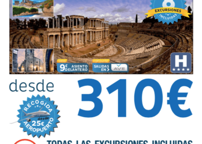 Extremadura al completo